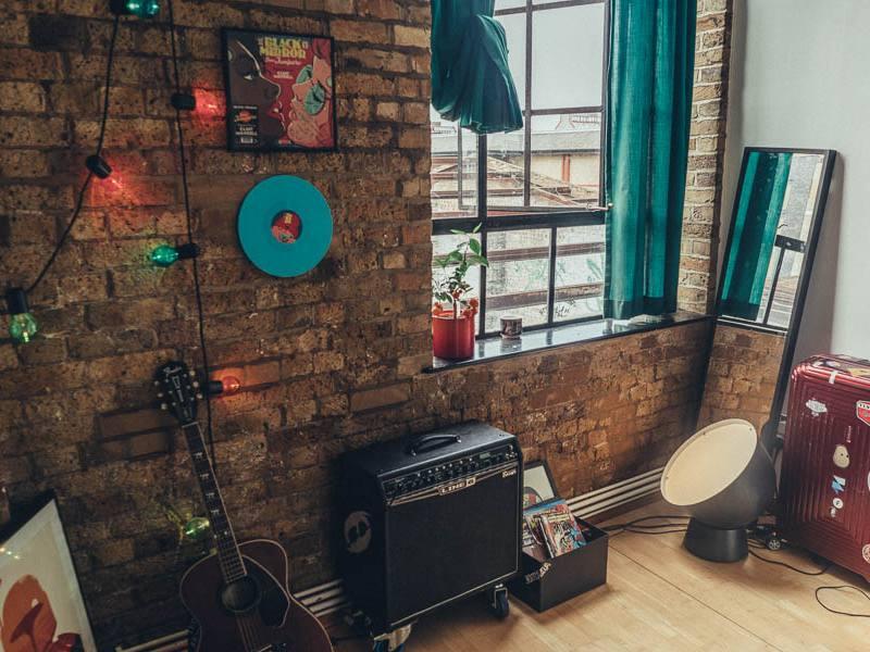 The Studio - Light Room