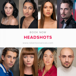 Headshots Roberto Vivancos Studio