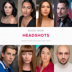 Headshots Roberto Vivancos Studio