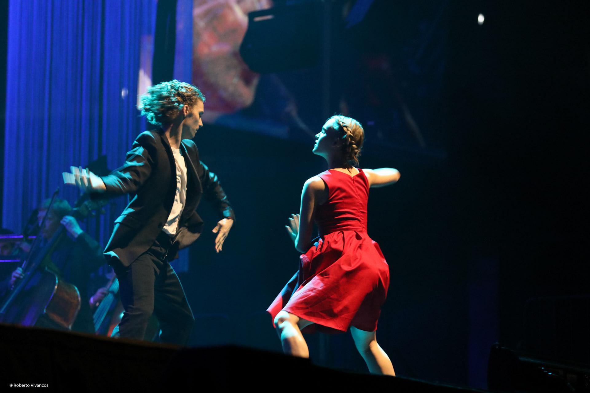 Andrea Bocelli Live Concert
