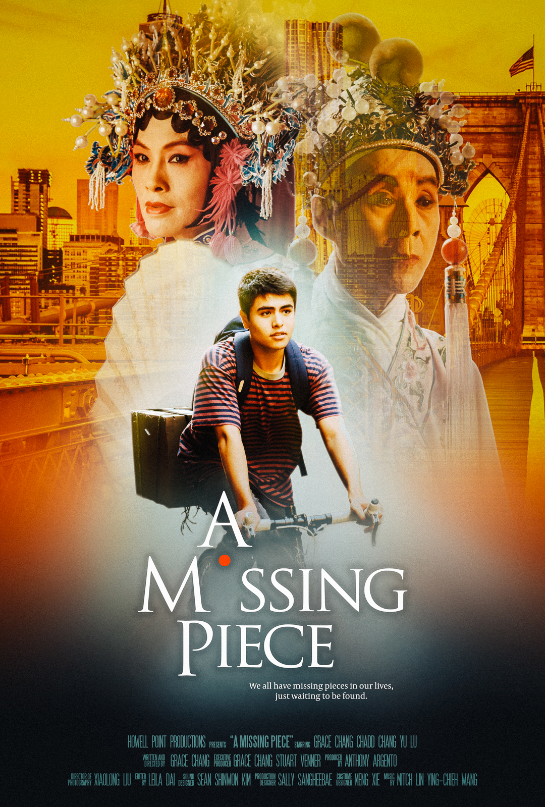 A Missing Piece Movie Poster