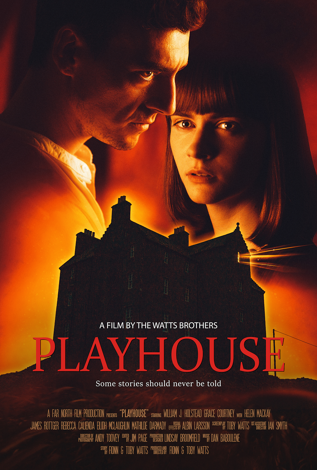 Playhouse Movie Poster